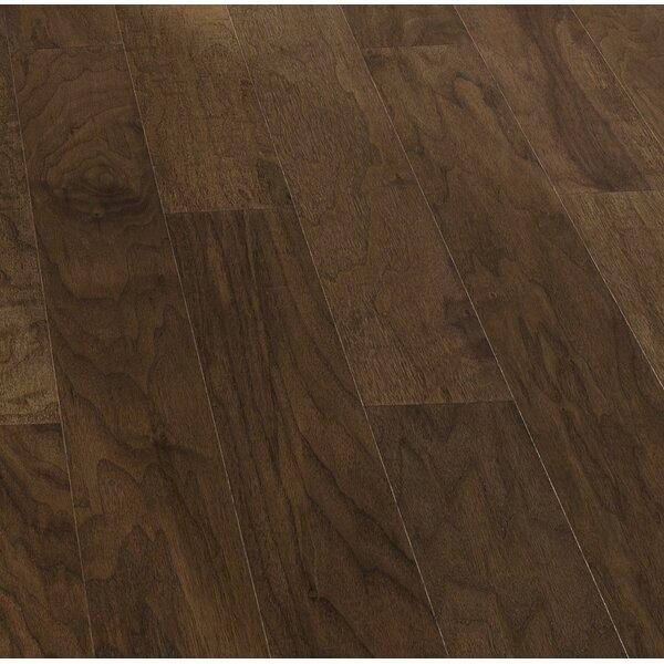 Spirit 5 Engineered Walnut Hardwood Flooring in Orchard by Kahrs