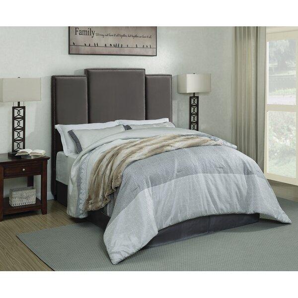 Belair Modern Upholstered Standard Bed by Brayden Studio