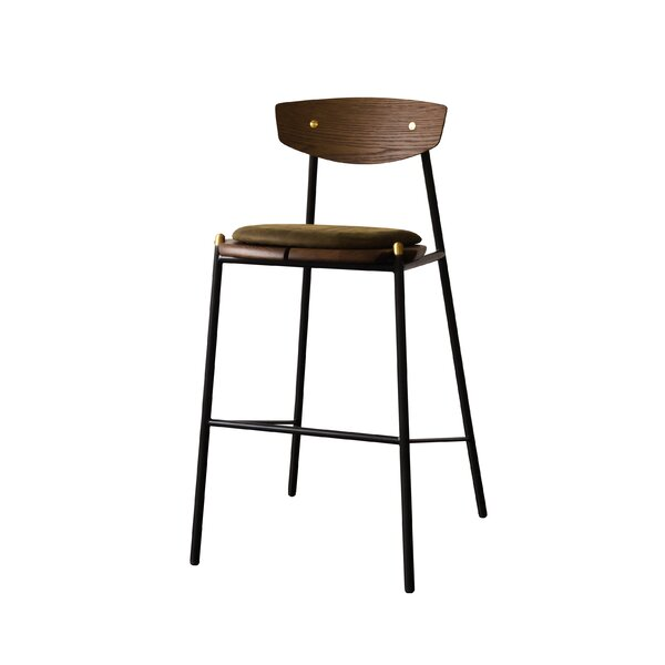 Kink Bar Stool by District Eight Design