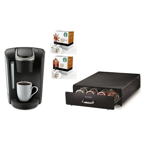 K80 K-Select™ Brewer Coffee Maker (Set of 4) by Keurig