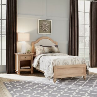 Jerkins Panel 2 Piece Bedroom Set ByAlcott Hill