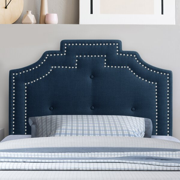 Chee Upholstered Panel Headboard by Mercer41