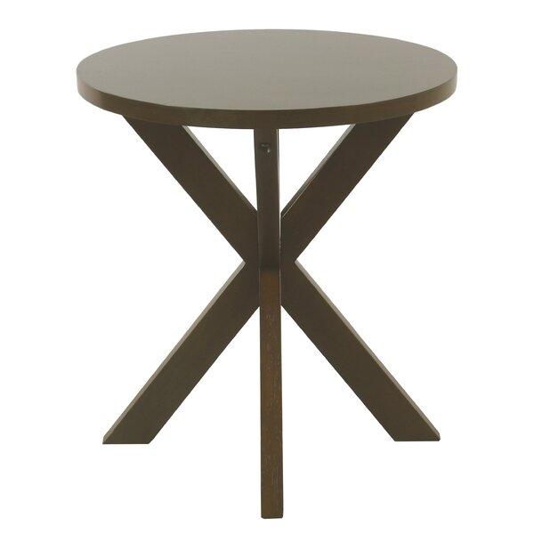 Hafley End Table by Latitude Run