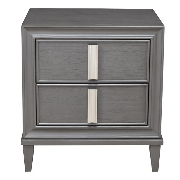 Berwick 2 Drawer Nightstand by Ivy Bronx