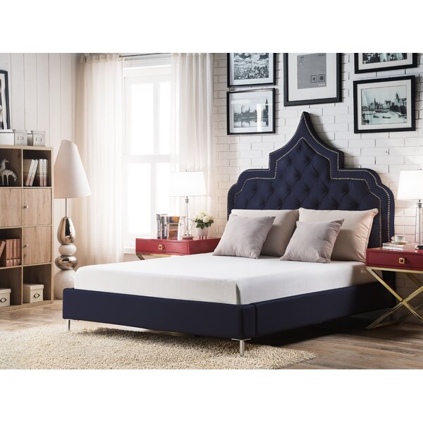 Casablanca Upholstered Standard Bed by Iconic Home