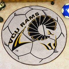 NCAA Virginia Commonwealth University Soccer Ball by FANMATS