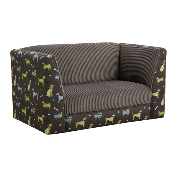 Mauriello Dog Sofa by Tucker Murphy Pet