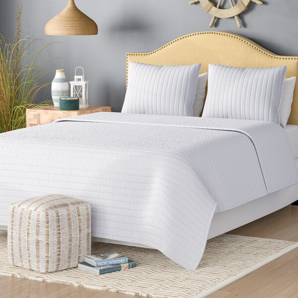 Barwick Coverlet Set by Laurel Foundry Modern Farm