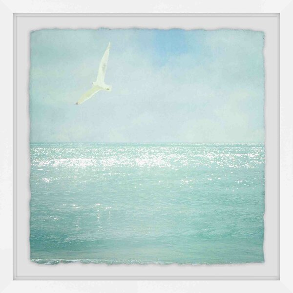 Feeling Free Painting Print on Wrapped Canvas by Marmont Hill