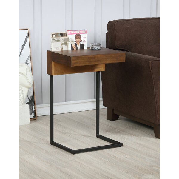 Lakeshore End Table by Williston Forge