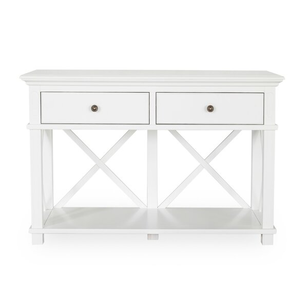 Breakwater Bay White Console Tables