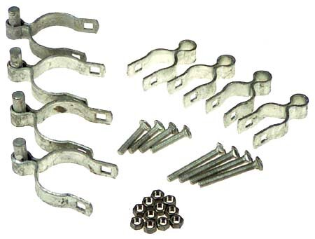 Drive Gate Hardware Set by Master Halco