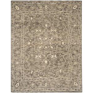 Hawke Brown / Beige Oriental Rug
