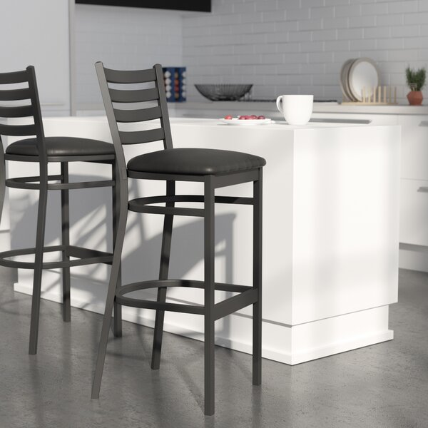 Trixie 31 Bar Stool by Latitude Run