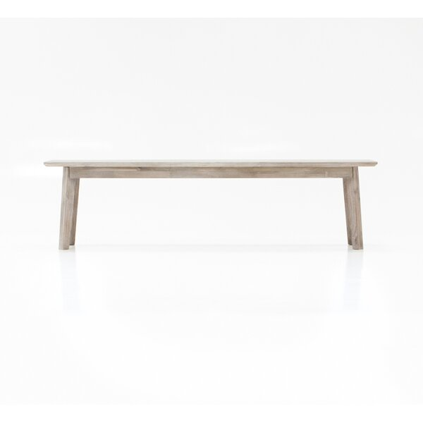 Britton Wood Bench by Union Rustic