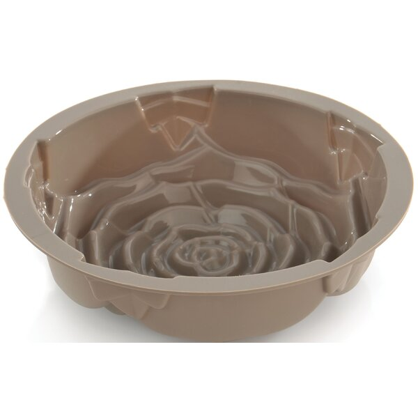 Studio Non-Stick Round Rose Cake Pan by BergHOFF International