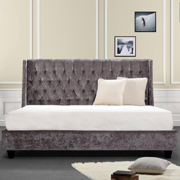 Kampenhout Upholstered Storage Platform Bed by House of Hampton