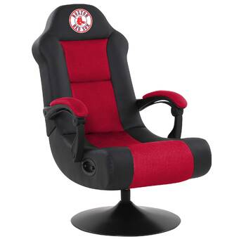 Brilliant Dreamseat Boston Red Sox Gaming Chair Wayfair Machost Co Dining Chair Design Ideas Machostcouk