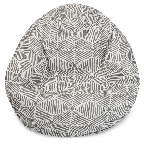 Charlie Classic Bean Bag Chair by Majestic Home Go