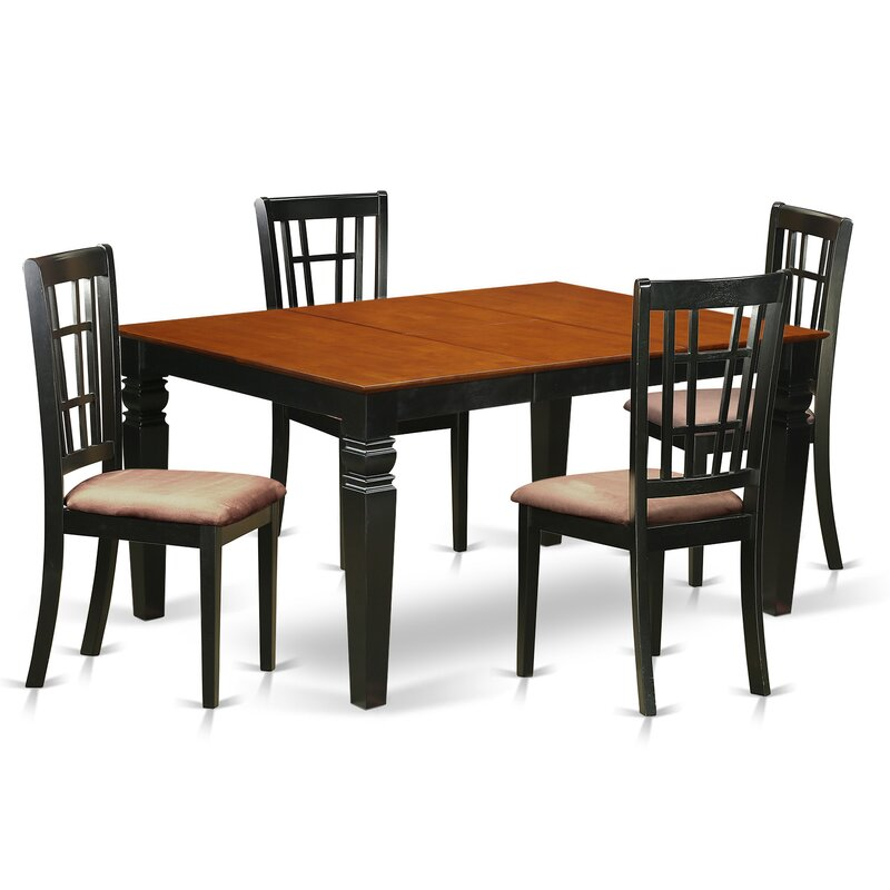 Bellagio 5 Piece Dining Set