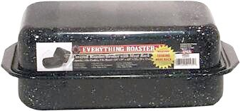 13 Covered Everything Roaster with Rack (Set of 4) by Columbian Home Products
