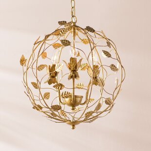 Find for Watsontown Cage 3-Light Candle Style Chandelier By Astoria Grand