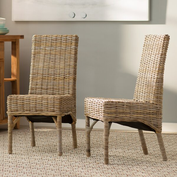 Jonel Schooner Dining Chair (Set of 2) by Beachcrest Home
