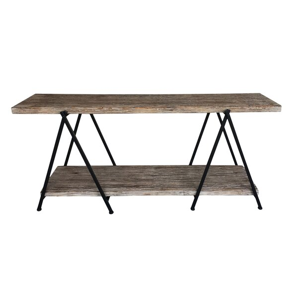 Pantoja Console Table By Union Rustic by Union Rustic Coupon