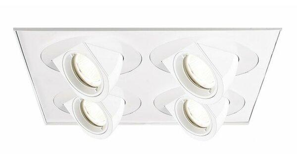 Tesla LED Multi-Spotlight Eyeball Recessed Trim by WAC Lighting