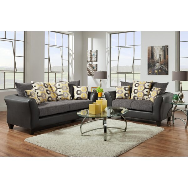 Best #1 Wallie Configurable Living Room Set By Latitude Run Spacial Price