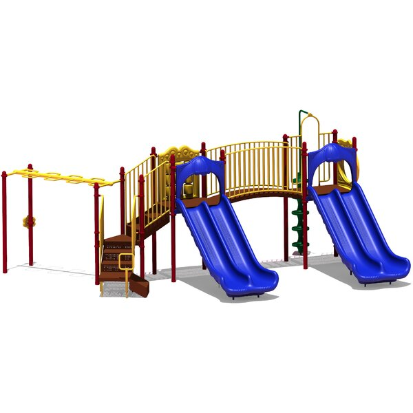 UPlay Today Mount Macon Playground System by Ultra Play