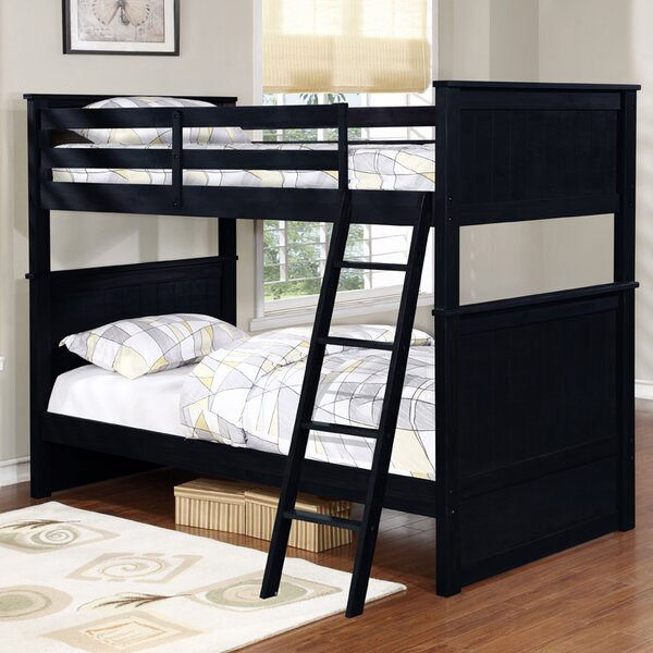 Gwendolyn Twin over Twin Bunk Bed by Harriet Bee