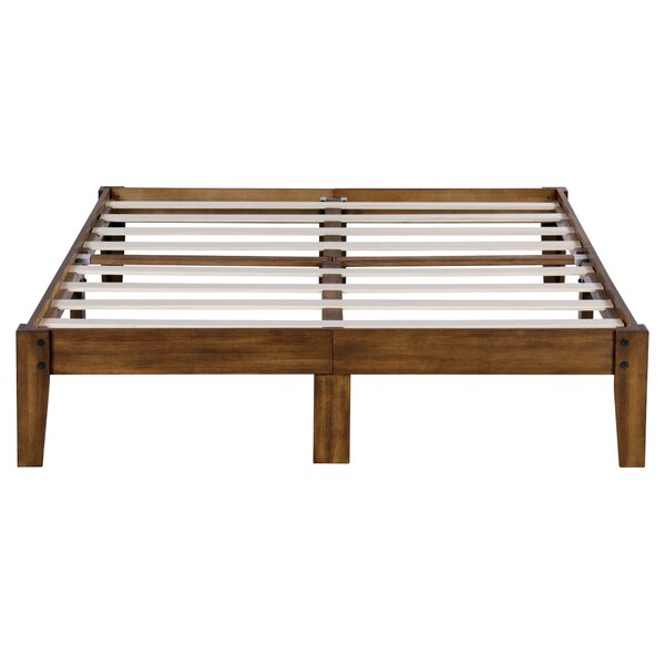 Eli Storage Platform Bed by Millwood Pines