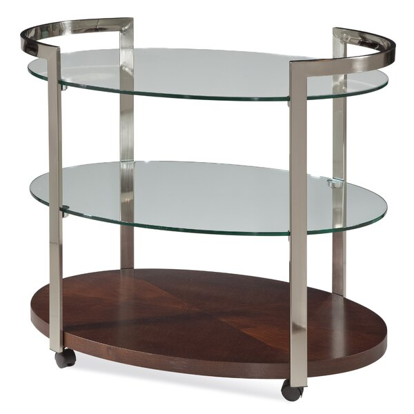 Surya Bar Cart by Latitude Run