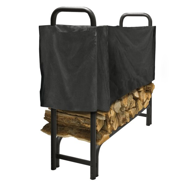 Half Length 49 Log Rack Cover by Pleasant Hearth