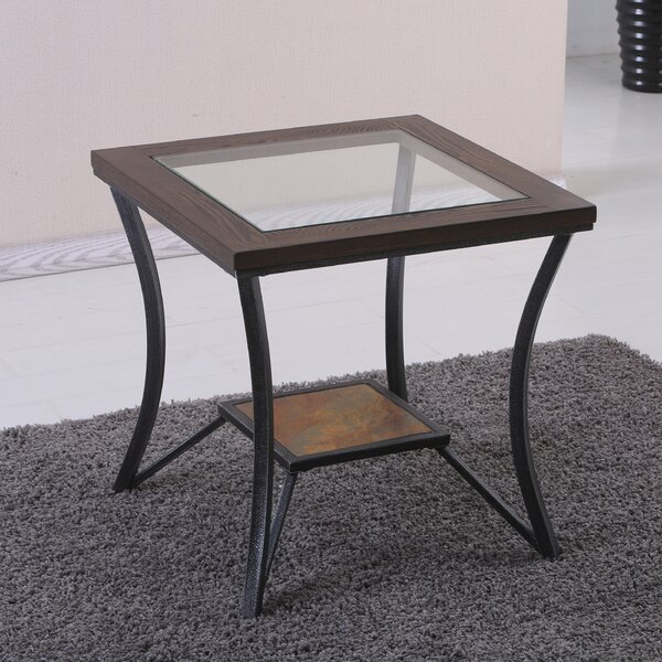 Clerkin End Table by Simmons Casegoods by Gracie Oaks