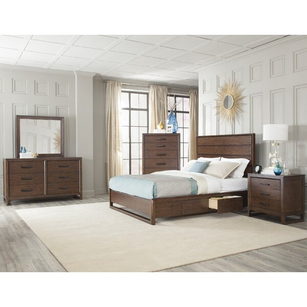 Mercer Standard Bed by Cresent Furniture