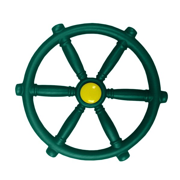 Pirate Ship Wheel by Swing-n-Slide