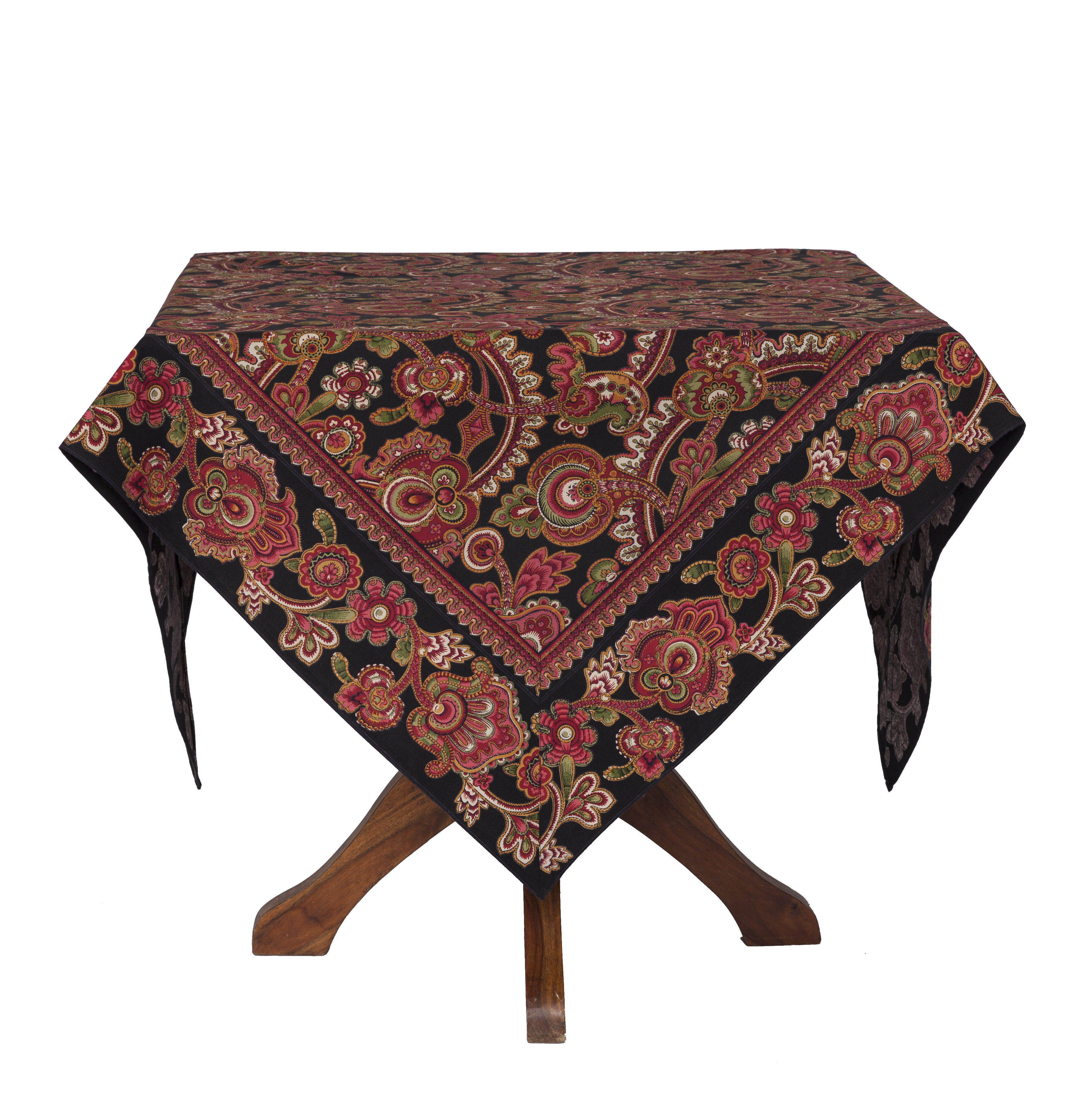 Darby Home Co Weese Paisley Tablecloth Reviews Wayfair