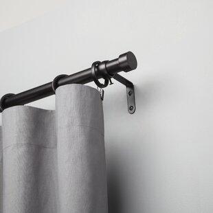 Caiden Single Curtain Rod
