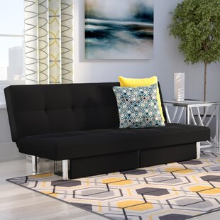 Futon Sofa Bed With Storage   Wayfair