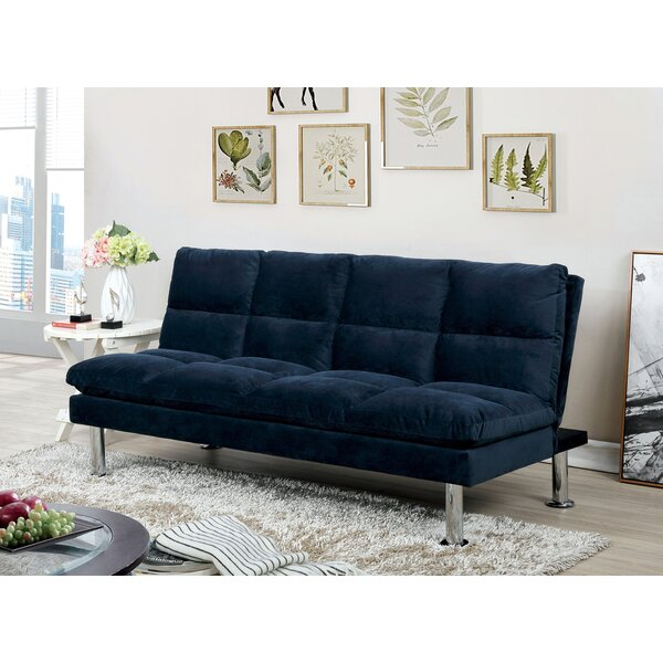 Fleeman Full Biscuit Back Convertible Sofa by Latitude Run Latitude Run