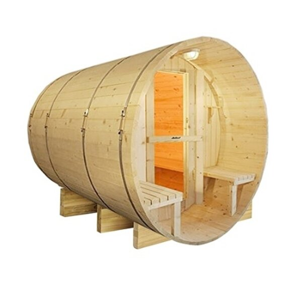 5 Person Traditional Steam Sauna by ALEKO