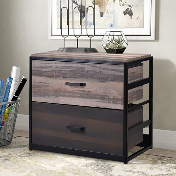 Goza 2-Drawer Lateral Filing Cabinet