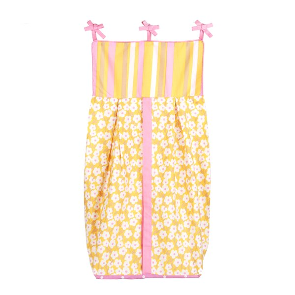 Field of Flowers Diaper Stacker by Tadpoles