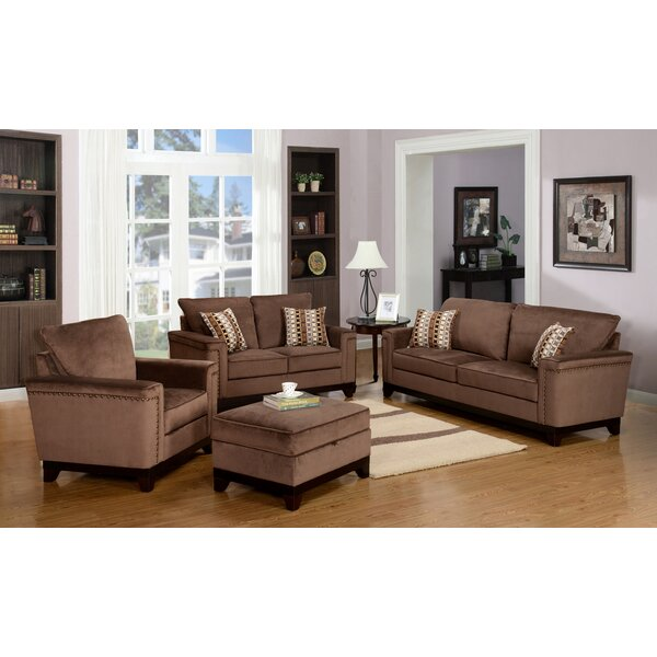 Opulence Configurable Living Room Set by Wildon Home®