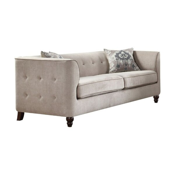 Shop For Stylishly Selected Battaglia Vintage Sofa by Darby Home Co by Darby Home Co