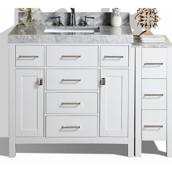 Laub 53 Single Bathroom Vanity Set by House of Hampton