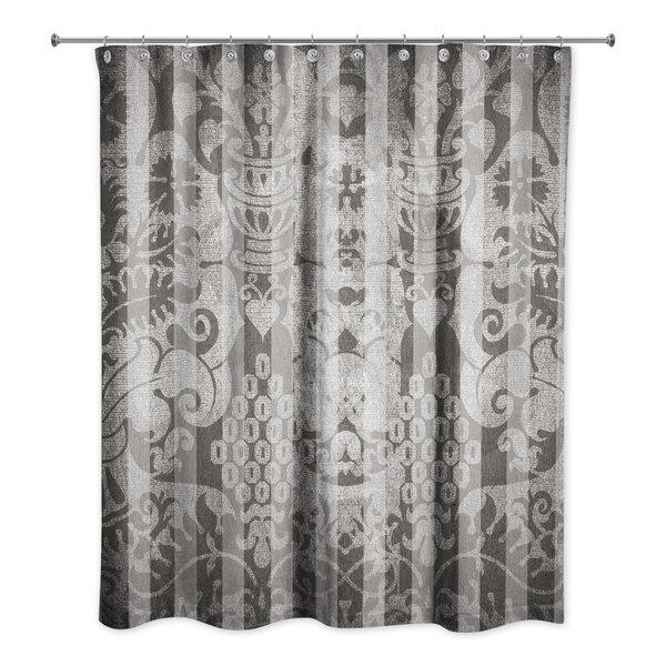 Wilcoxen Shower Curtain by Fleur De Lis Living