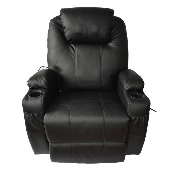 Reclining Full Body Massage Chair by Red Barrel St